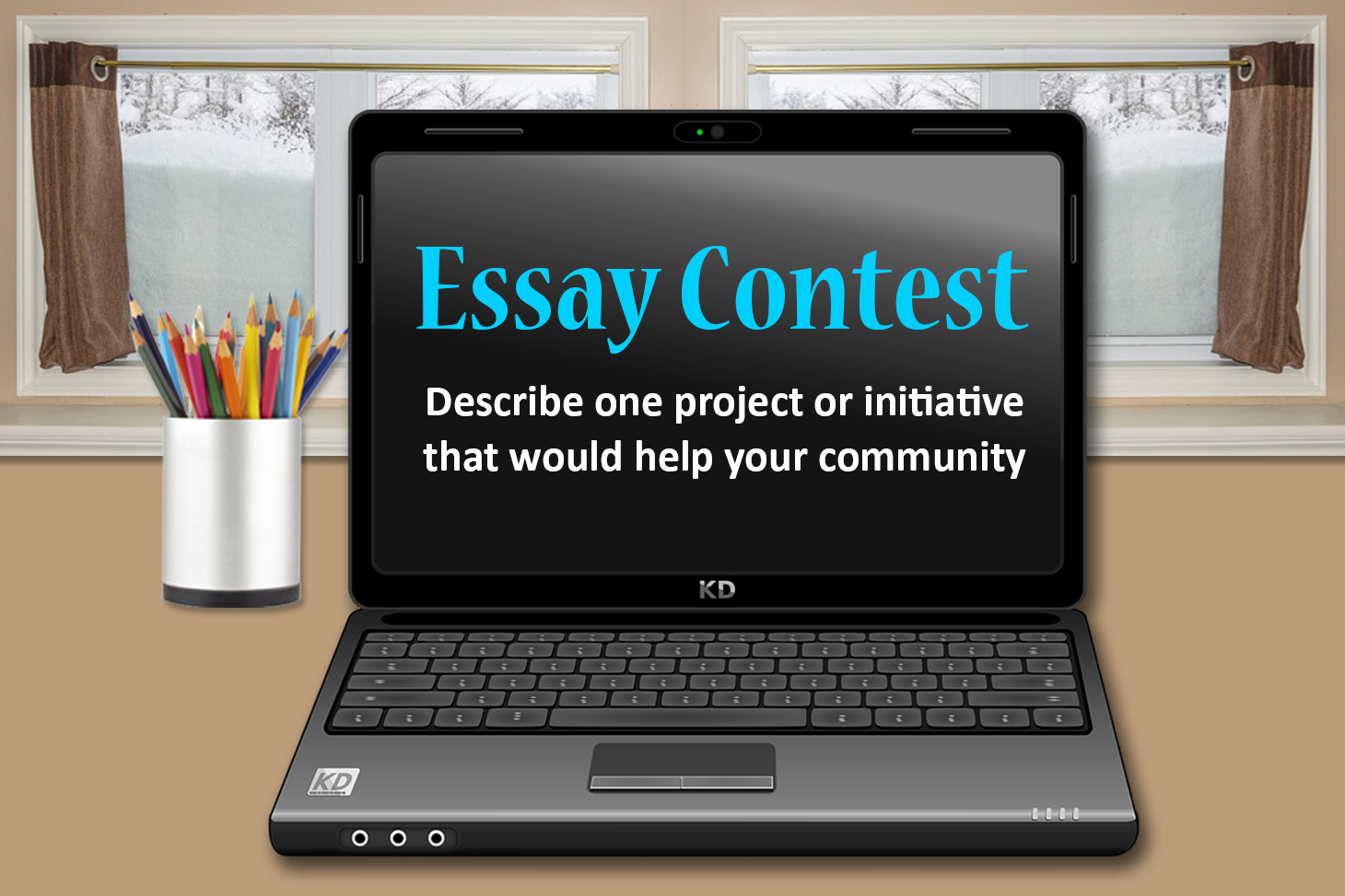 Contest essay house