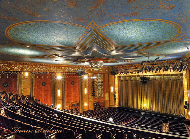 Rep. Cook Announces $1 Million Grant for Warner Theatre