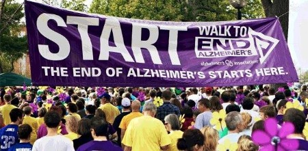September is Alzheimer's Awareness Month