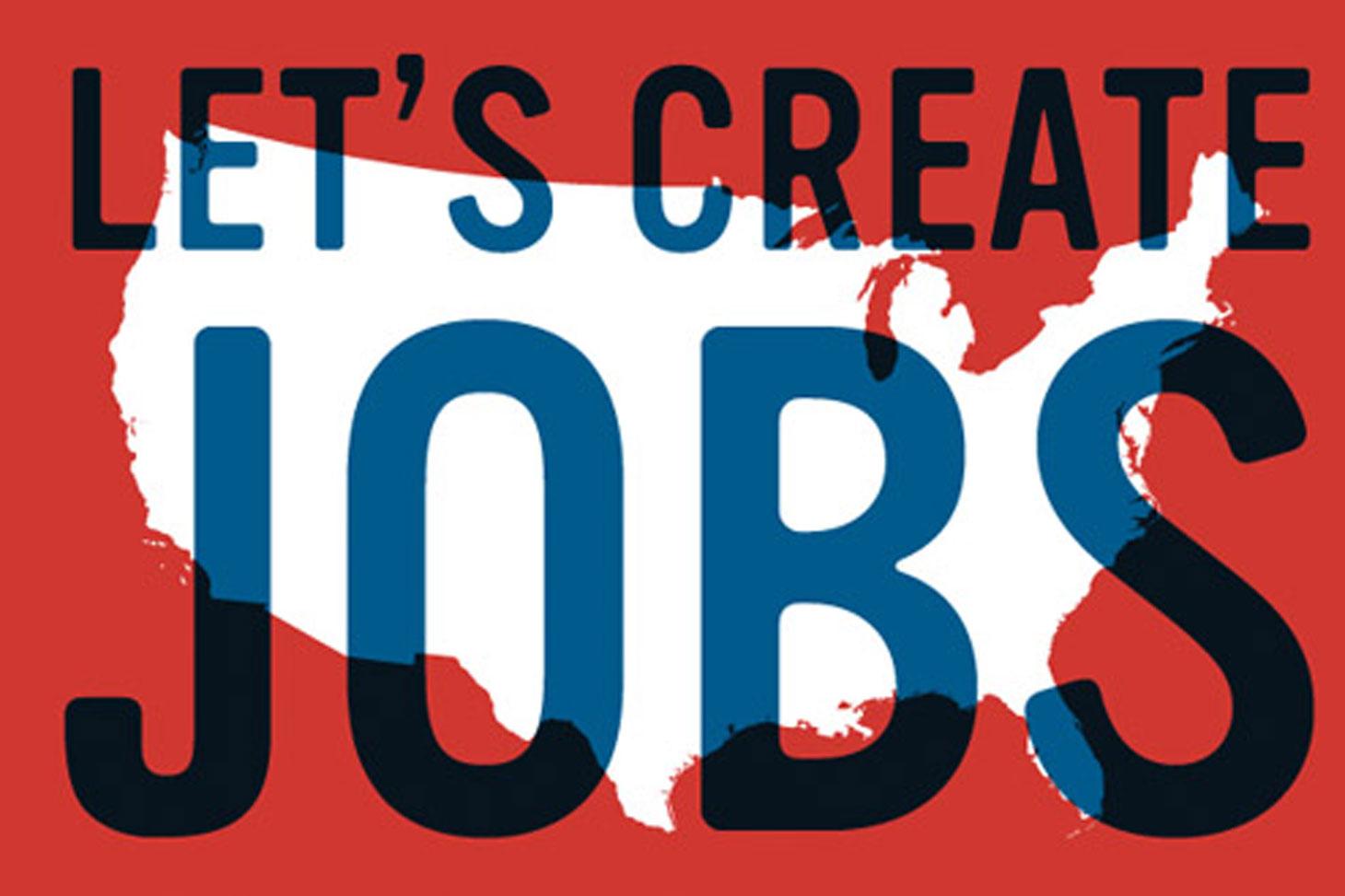 Creating Jobs