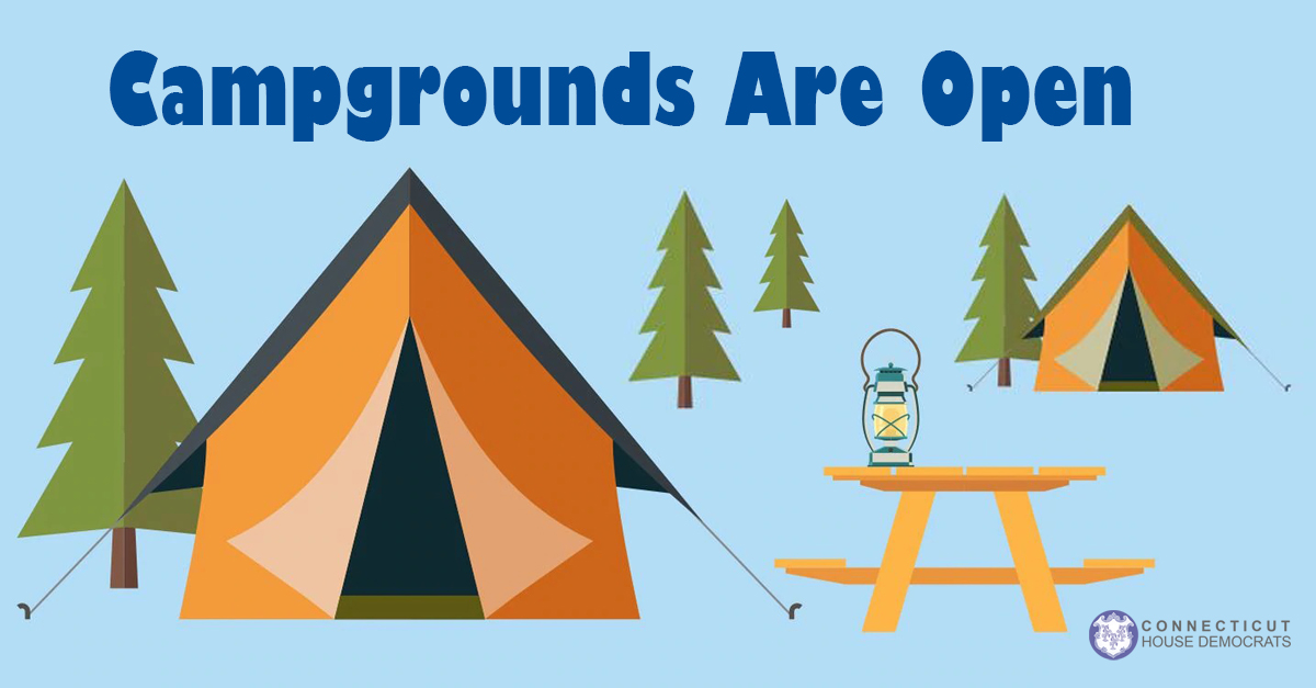 Campgrounds Open