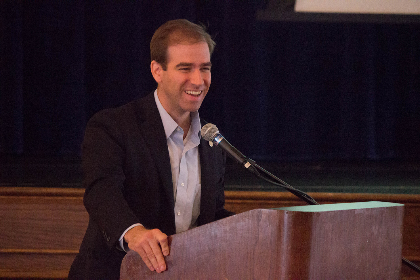 Hartford Mayor Luke Bronin