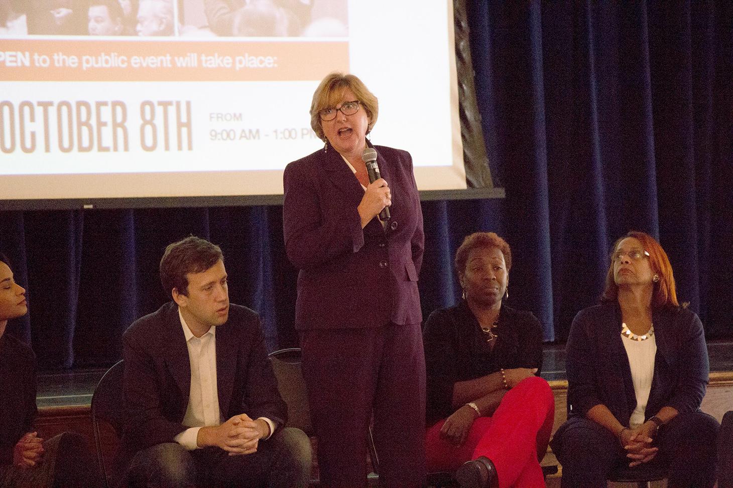 Rep. Cathy Abercrombie