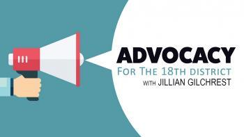 Advocacy for the 18th District