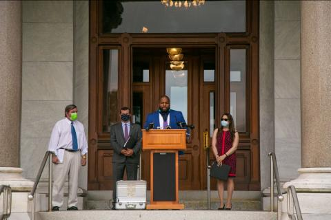 Police Accountability Legislation Announced