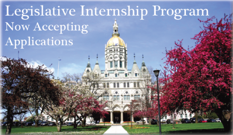 CGA Legislative Internship Program Accepting Applications