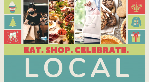 Eat and Shop Local