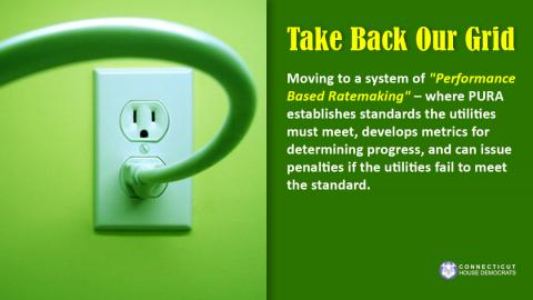 Take Back Our Grid Act