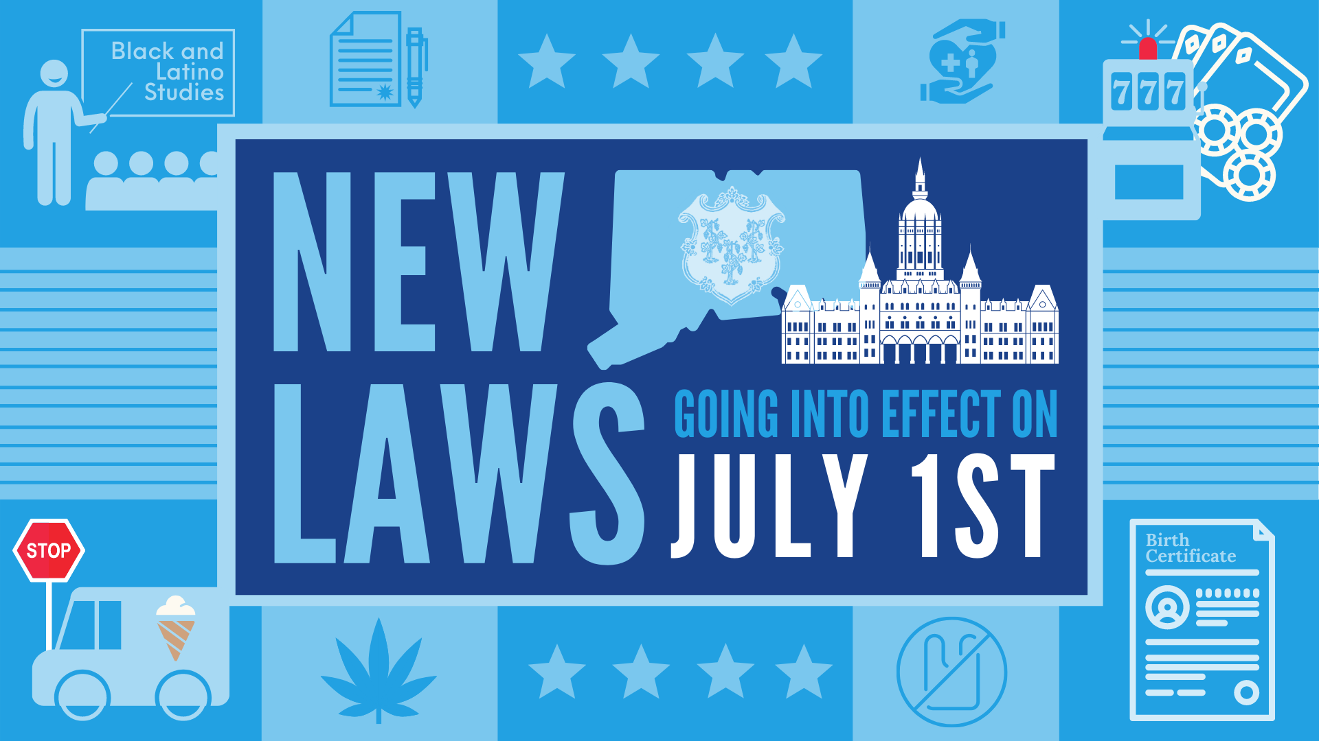 July 2021 New Laws