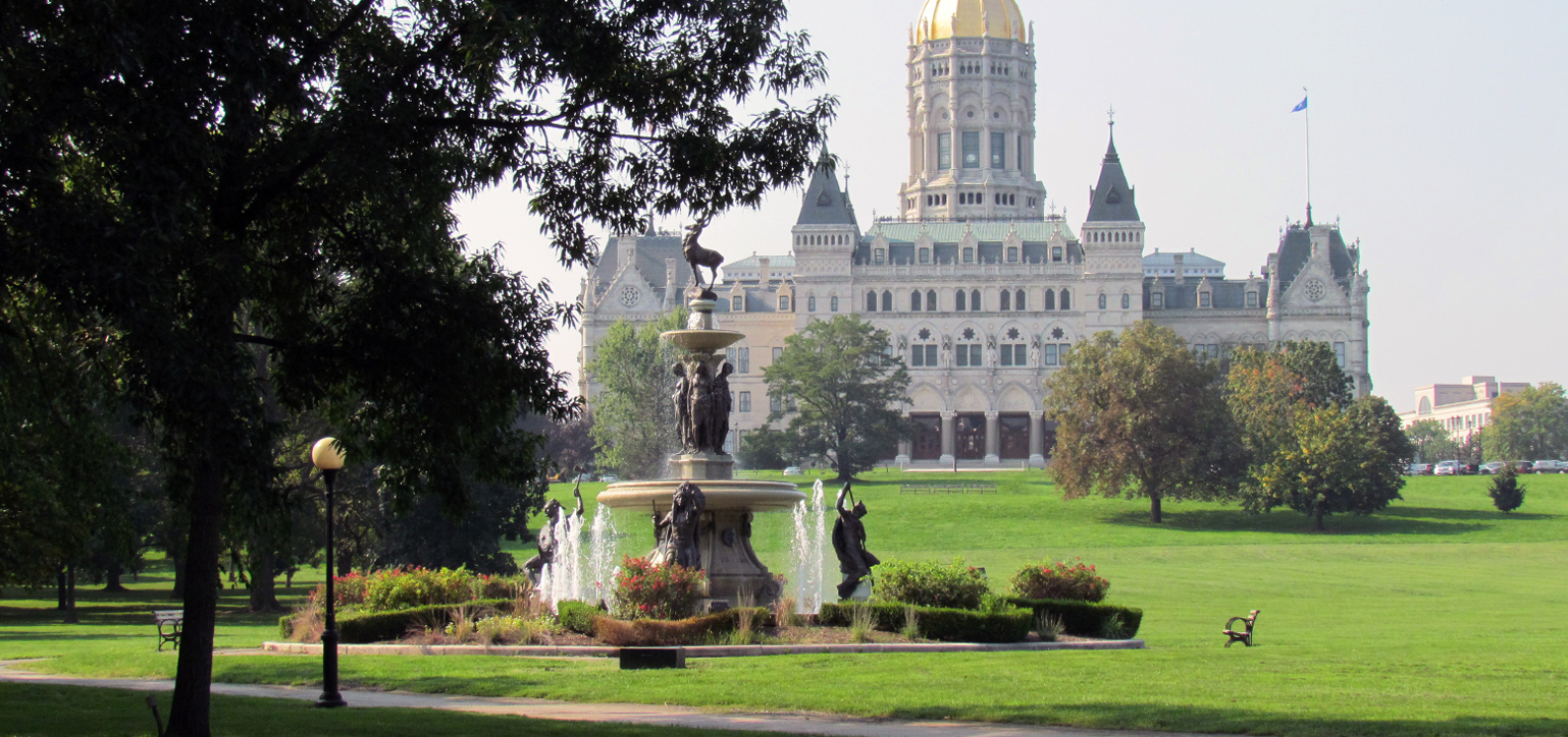 Capitol and Fountain