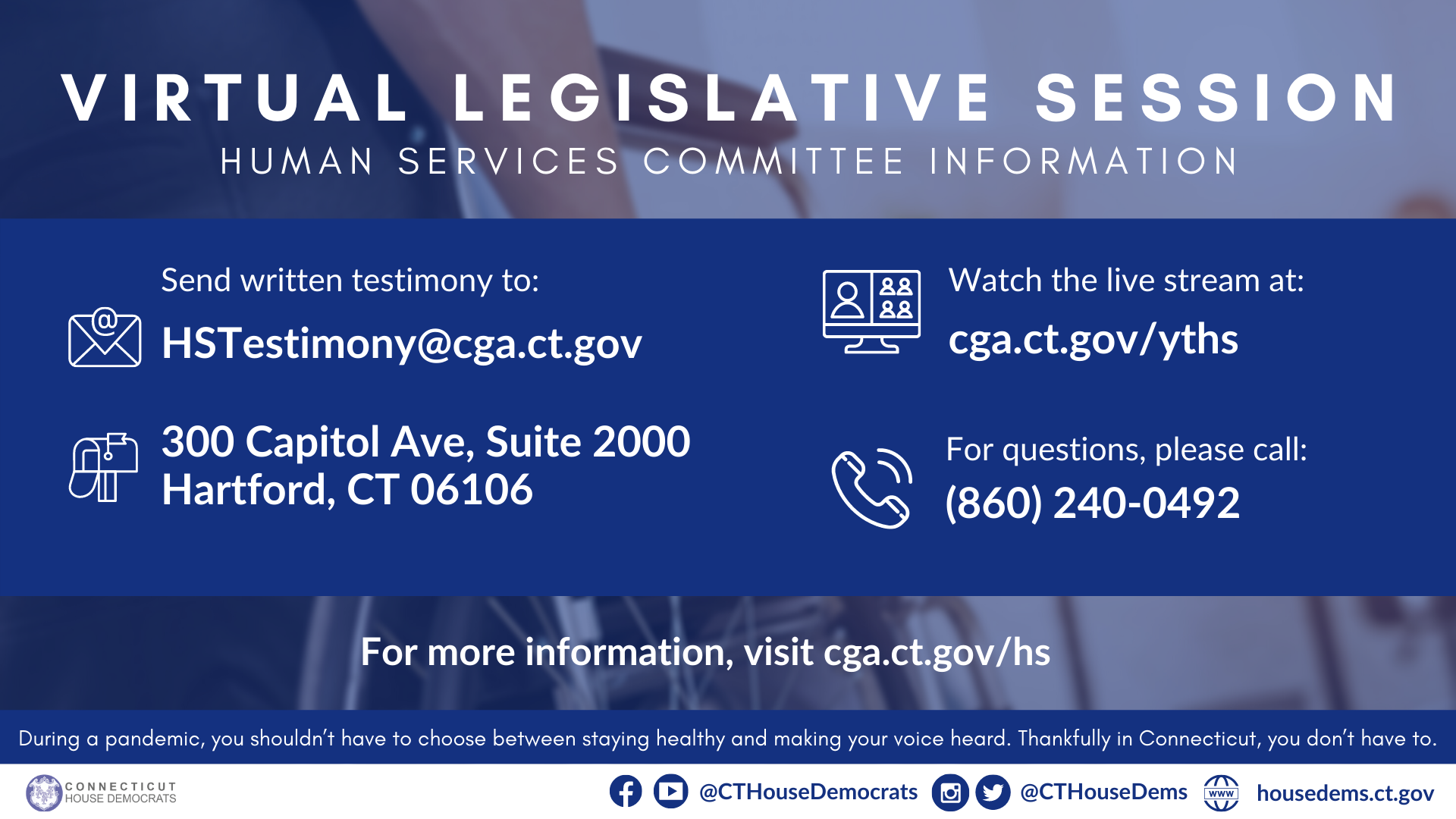 Human Services Committee