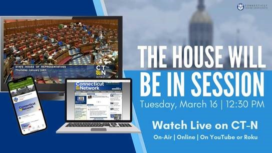 House Session March 16