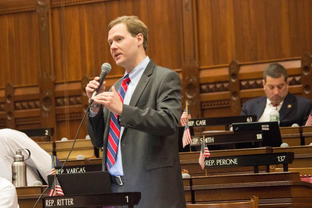 Rep. Ritter introduces opioid legislation